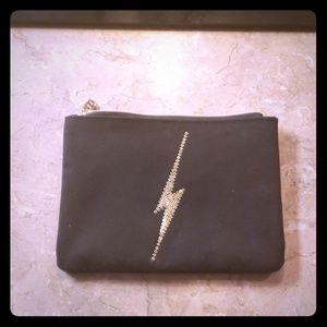 Urban Decay lightning bolt makeup bag